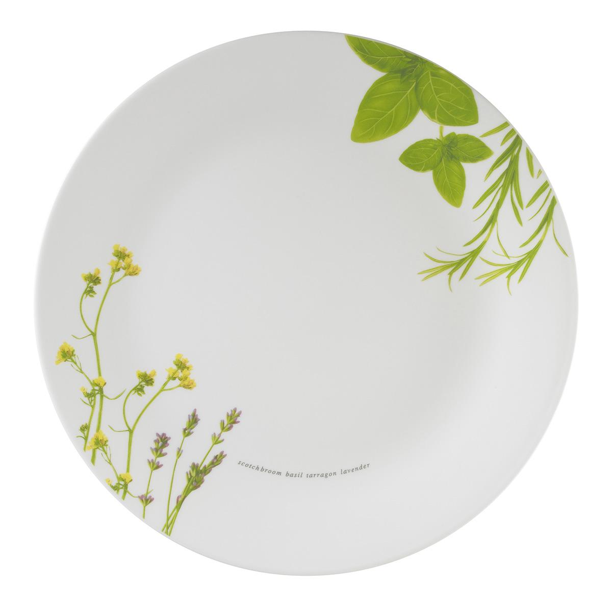 Corelle Dinner Plate European Herbs