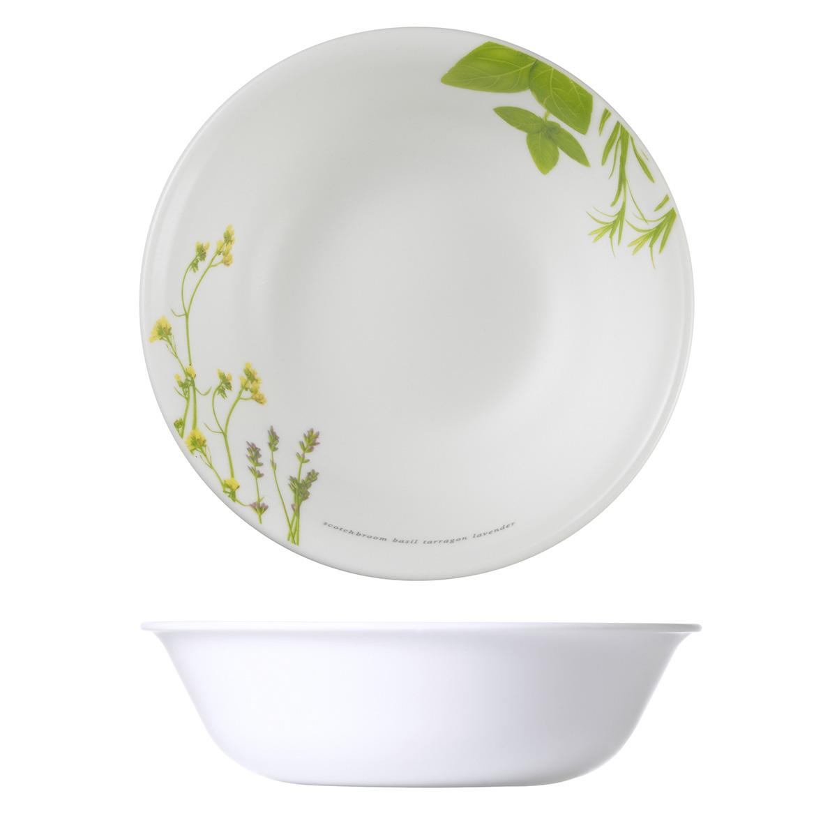 Corelle 500ml Soup/Cereal Bowl European Herbs