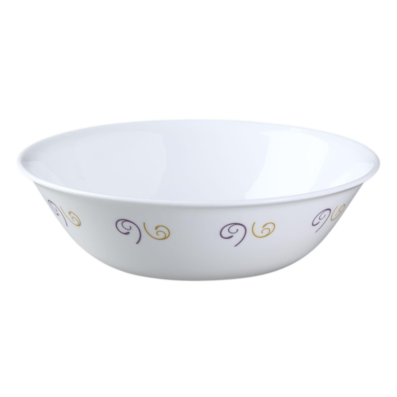 Corelle 21cm Soup Plate Violet Dance
