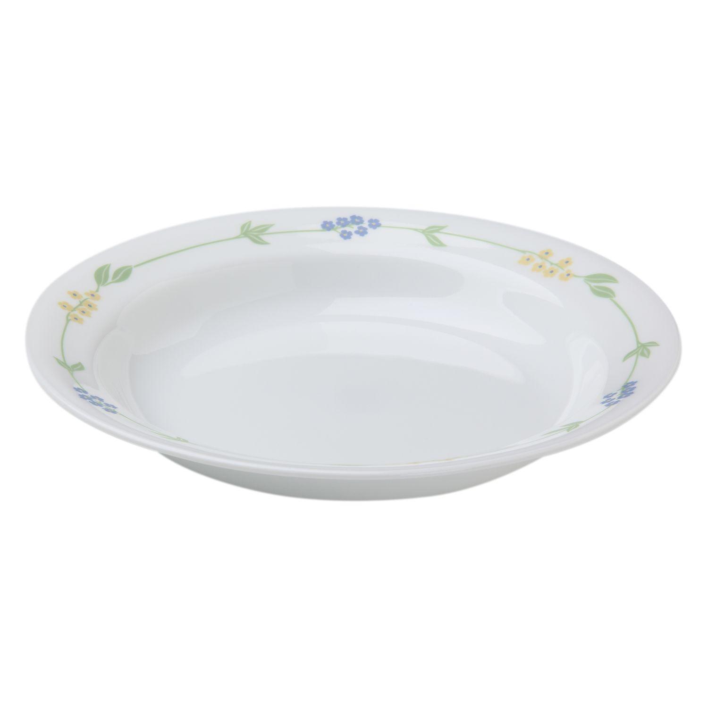 Corelle 21cm Rim Soup Plate Secret Garden